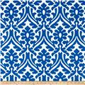 Premier Prints  Holly Indoor/Outdoor Cobalt