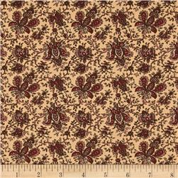 Moda Alice's Scrapbag Papa's Kerchief Antique Tan