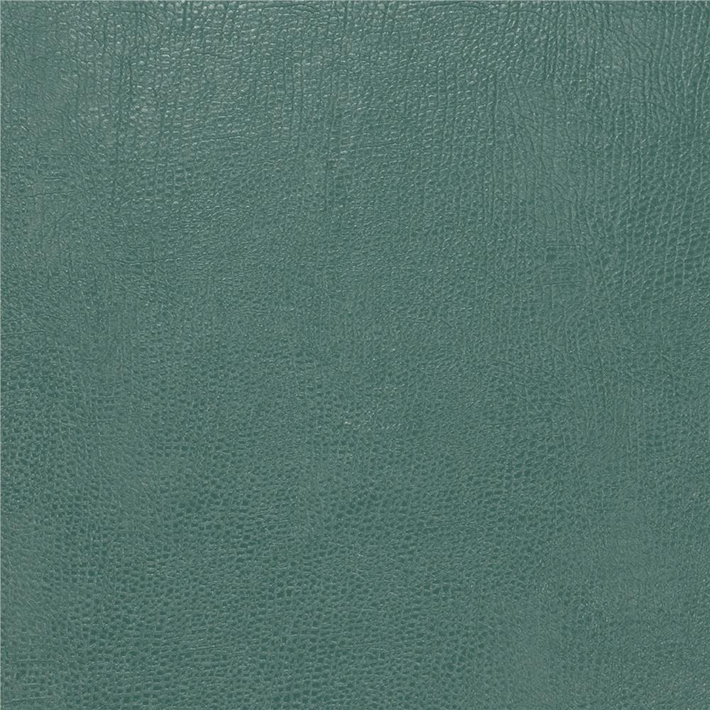 Fabricut 03343 Faux Leather Lagoon