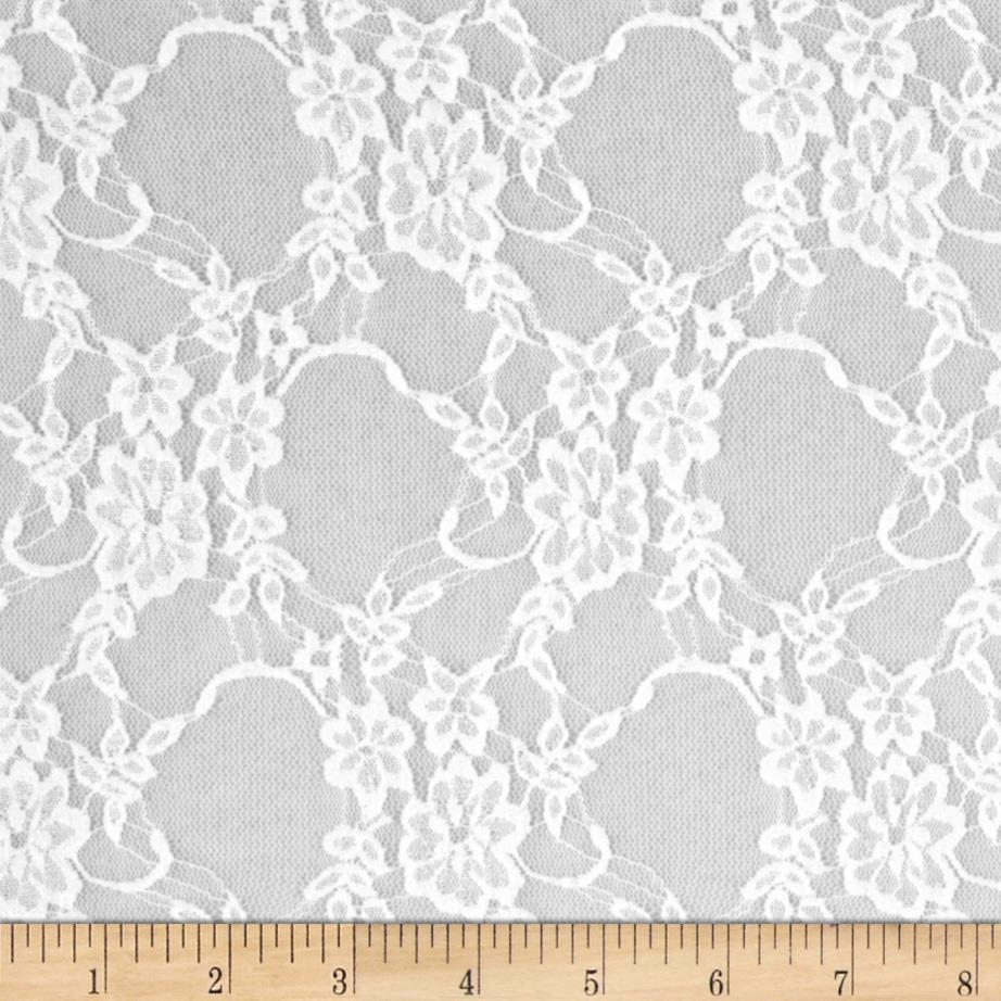 Avita Stretch Lace White