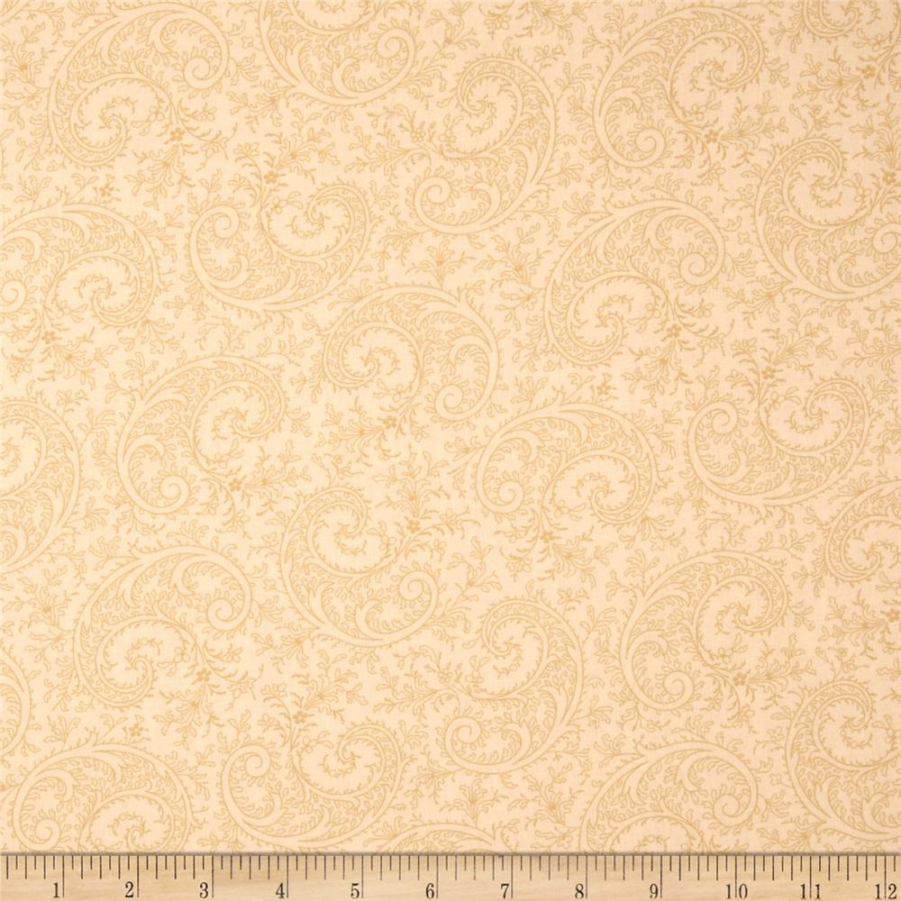 "Good Measure 2 114"" Wide Back Paisley Natural"