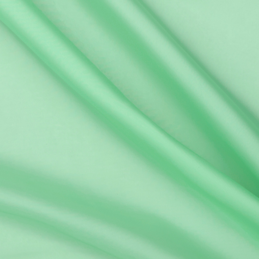 Polyester Lining Mint Fabric
