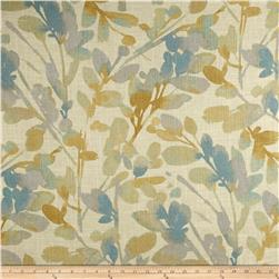 Waverly Leaf Storm Linen Mineral