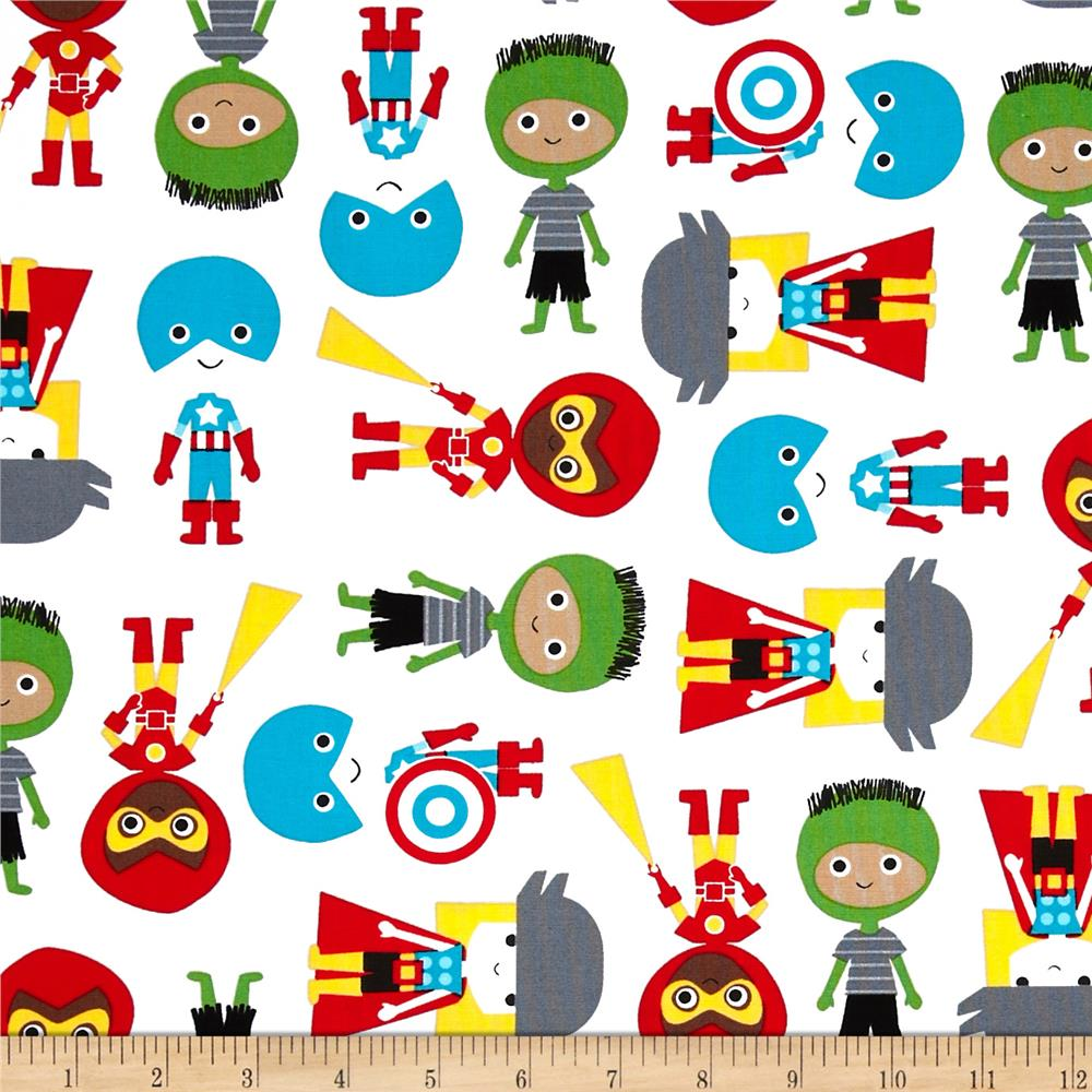 Super kids super boys green primary discount designer for Fabric for kids clothes