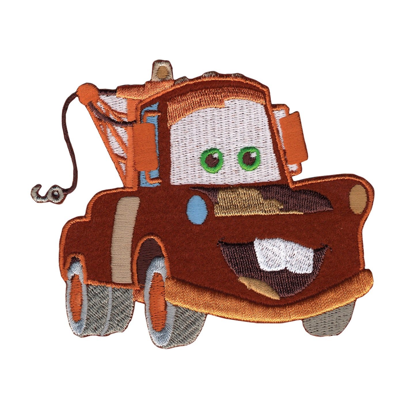 Disney Cars Iron On Applique Mater Style 376286 by Notions Marketing in USA