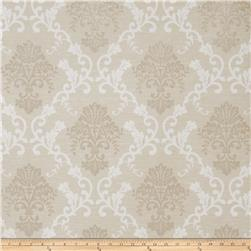 Fabricut Grace Wallpaper Taupe (Double Roll)