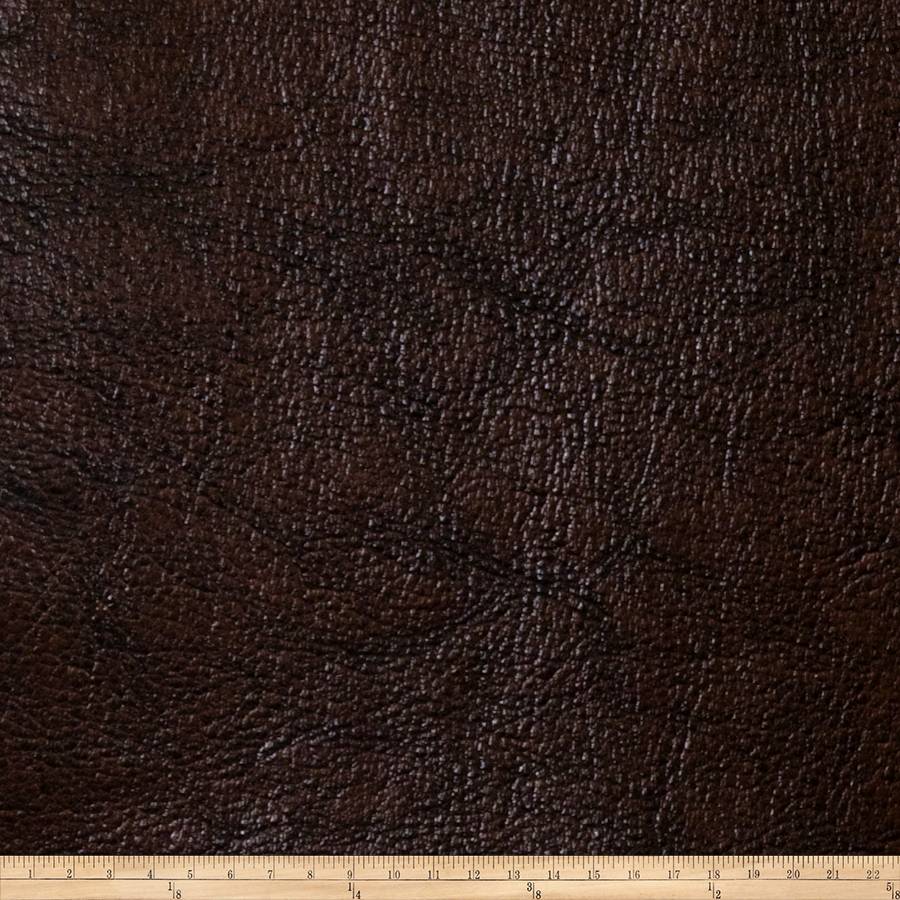 Image of Fabricut Galvanized Steel Faux Leather Leather