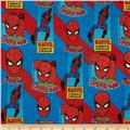 Marvel Comics Spiderman Comics Blue