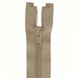 "Coats & Clark Coil Separating Zipper 14"" Dogwood"