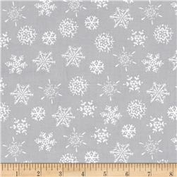 Frosty Fun Small Toss Light Grey