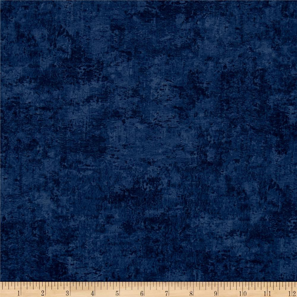 Timeless Treasures Inspired Journey Texture Blue ...