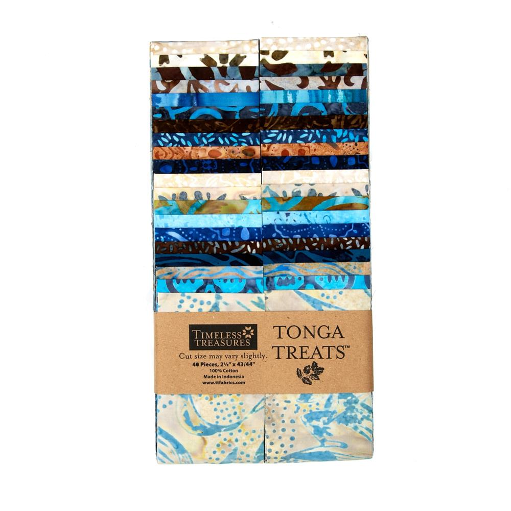 Timeless Treasures Tonga Batik Treats Capri 2.5