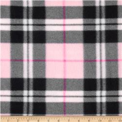 Fleece Pink Plaid