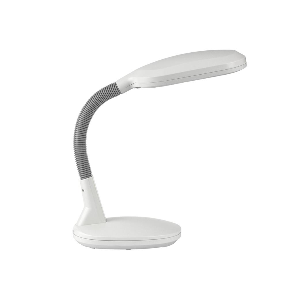 Naturalight Hobby Table Lamp White