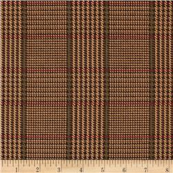 Penny Rose Menswear Plaid Brown