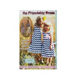 Lilac Lane The Friendship Dress Pattern