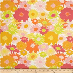 Art Gallery Dreamin' Vintage Lazy Daisy Raspberry
