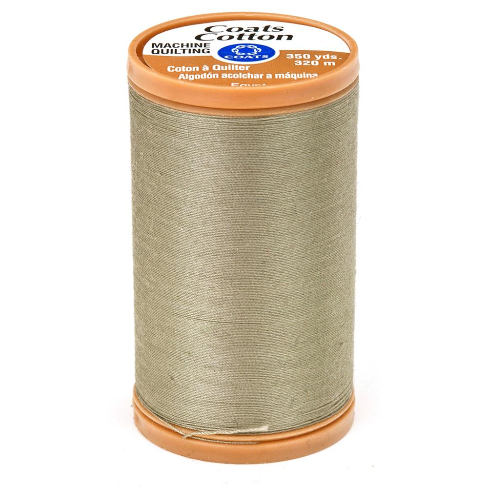 Coats & Clark Machine Quilting Cotton Thread 350 yd. Green Linen