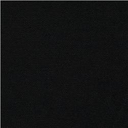 Pre-Shrunk 9 oz. Duck Black Fabric
