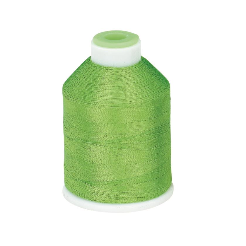 Coats & Clark Trilobal Embroidery Thread 1100 YD Lime