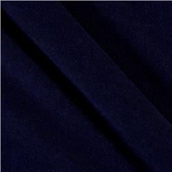 Designer Knit Solid Dark Blue