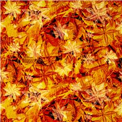 Judy Niemeyer Wildflowers Foliage Amber