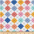 Newcastle Novelties Argyle Multi