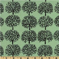 The Ghastlies Ghastly Forest Headstone Green Fabric