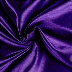 "120"" Faux Dupioni Purple"