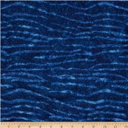 Timeless Treasures Tonga Batik Pacifica Waves Denim