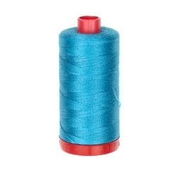 Aurifil 12wt Embellishment and Sashiko DreamsThread Dark Turquoise