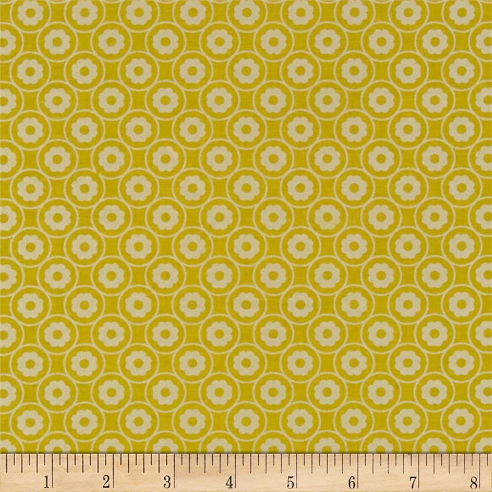 Zest Pearlescent Dazy Pearl Yellow
