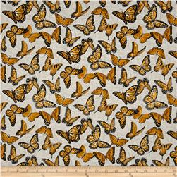 Moda Bee Inspired Whispering Wings Dove Grey