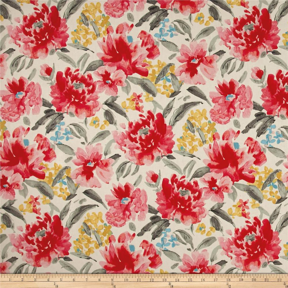 Waverly Spring Forth Bloom Discount Designer Fabric