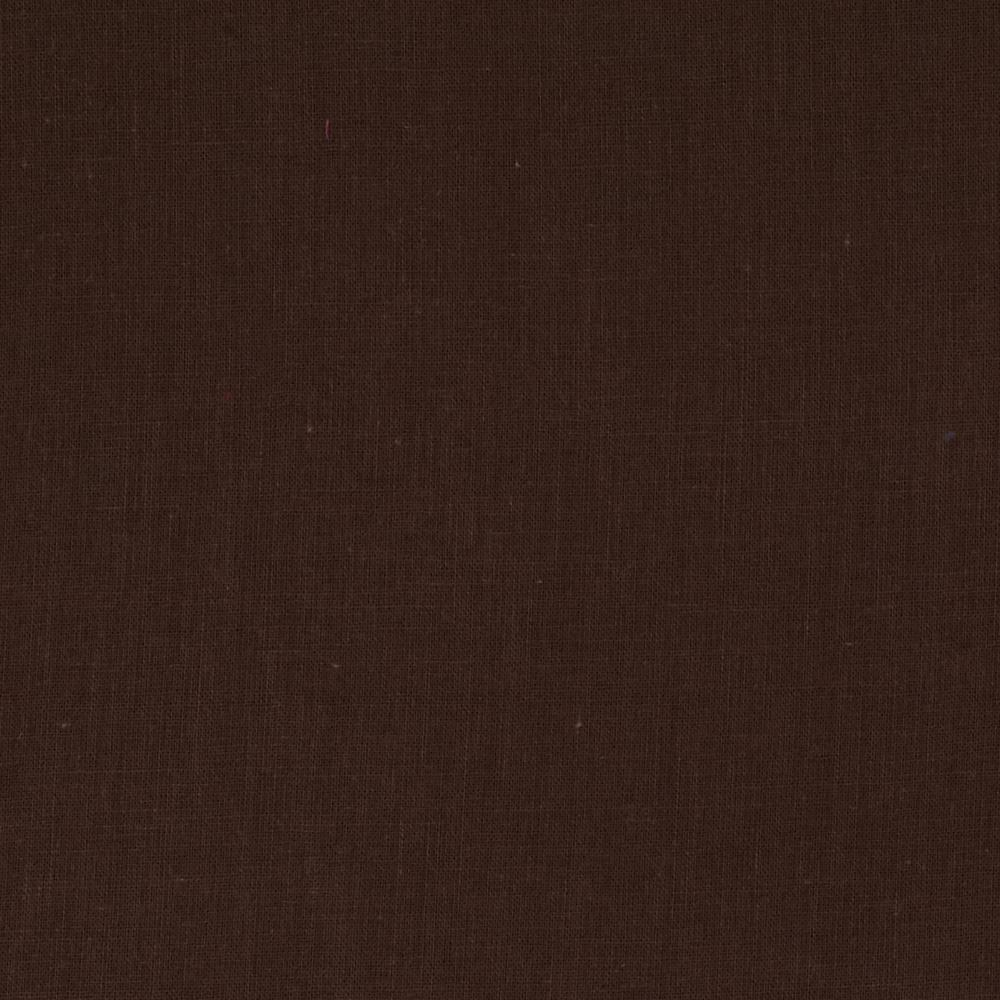 Cotton Voile Dark Chocolate