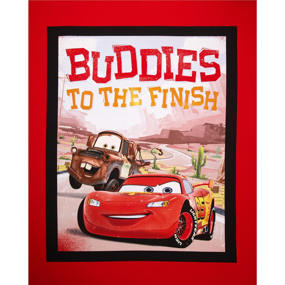 Disney Car's Rule the Road Buddies to the