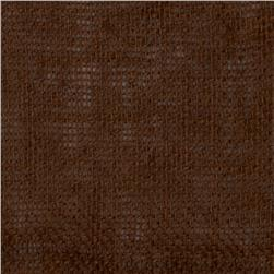 47'' Shalimar Burlap Brown Fabric