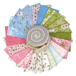 Moda Sakura Park 2 1/2'' Jelly Roll