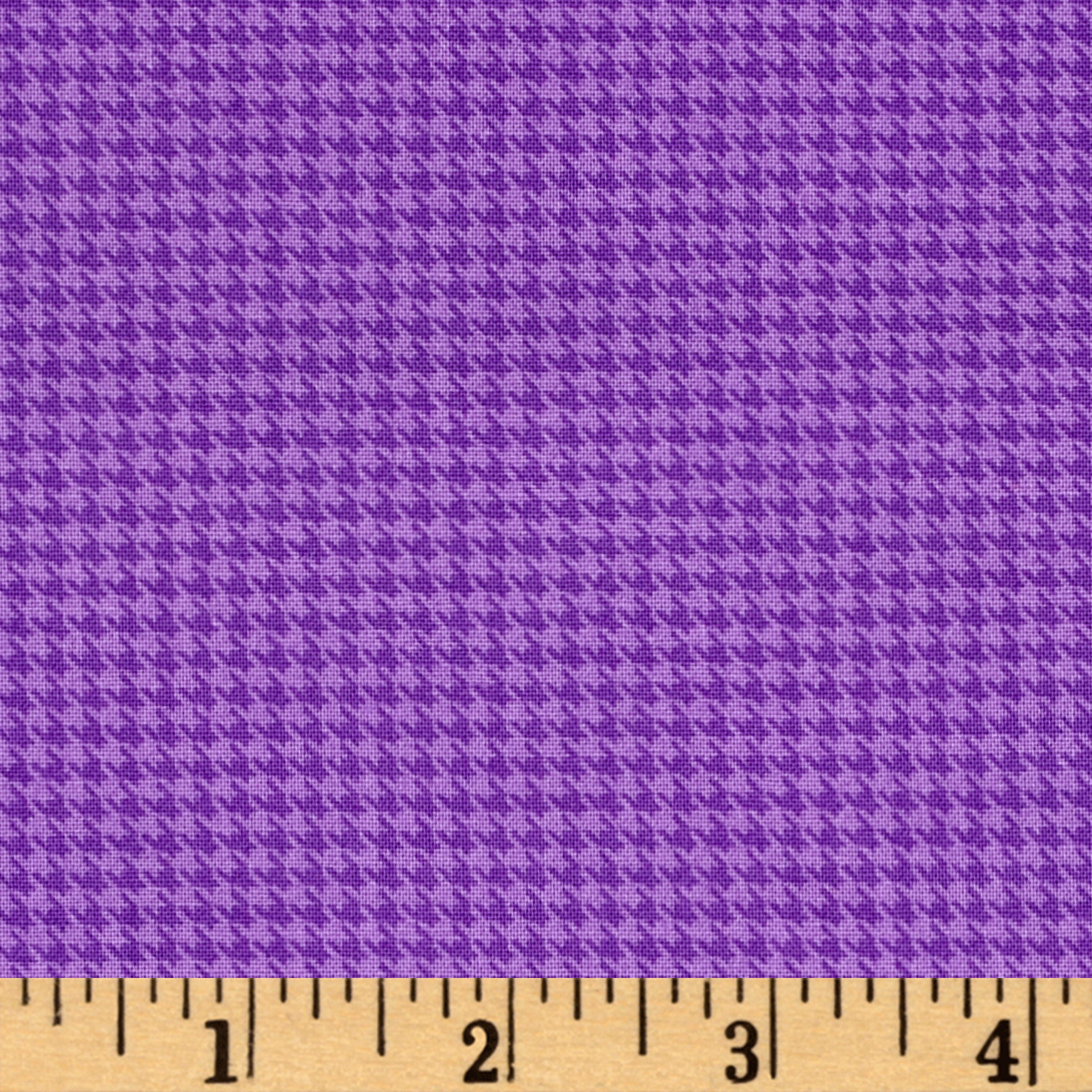 Monster Trucks Monster Tooth Purple People Eater Fabric by RJR in USA