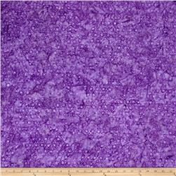Wilmington Batiks Mini Dots Grape