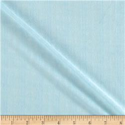 Pointelle Knit Baby Blue