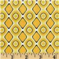 Minky Diamonds & Dots Yellow