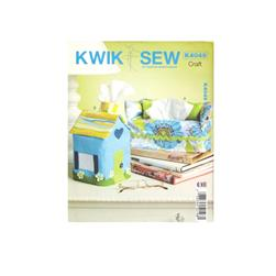 Kwik Sew Tissue Box Cover Pattern