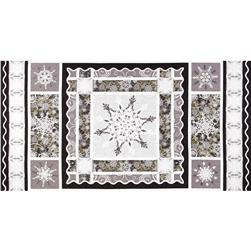Crystal Palace Panel Black