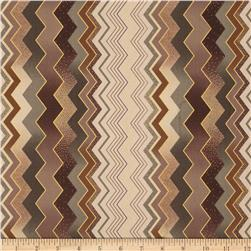 Nuance Chevron Taupe