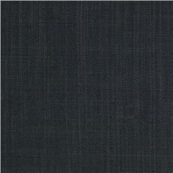 Kaufman Carmel Suiting Charcoal