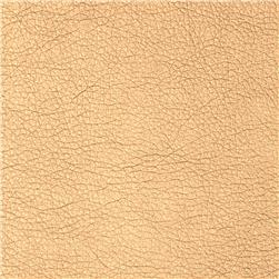 Regal Flannel Backed Vinyl Pecos Metallic Gold Fabric
