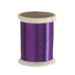 Superior Metallic Thread 500yds Violet