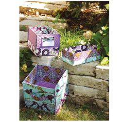 Ellie Mae Stash Baskets (107) Pattern