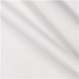 Bamboo Viscose Twill White